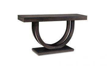 "Handstone Contempo Pedestal 60"" Sofa Table"