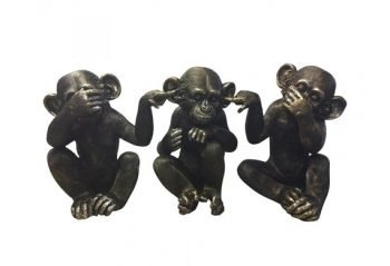 Moe's Chimps - Set of 3
