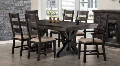 Handstone Rafters Table
