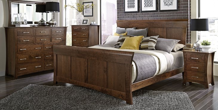 Custom Bedroom by Simply Amish
