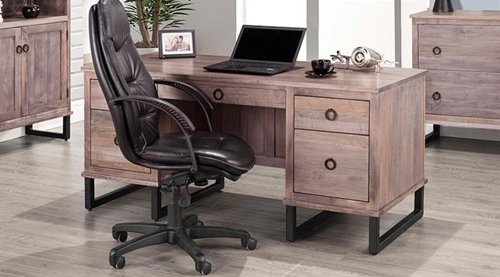 Handcrafted Office Desk