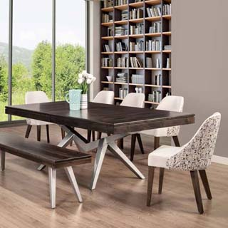 Picture of a Handstone Dining Table