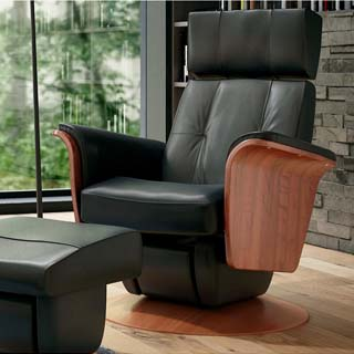 Picture of a Dutailier Recliner