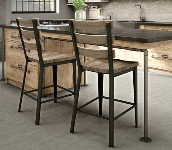 Picture of kitchen bar stools