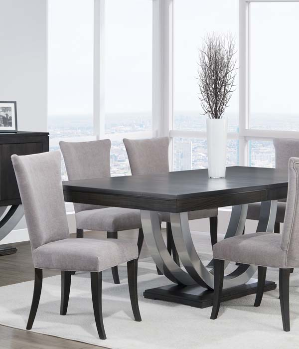 Picture of a custom dining table