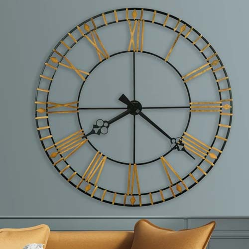 Picture of a howard miller clock