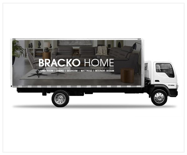 Picture of a Bracko Truck