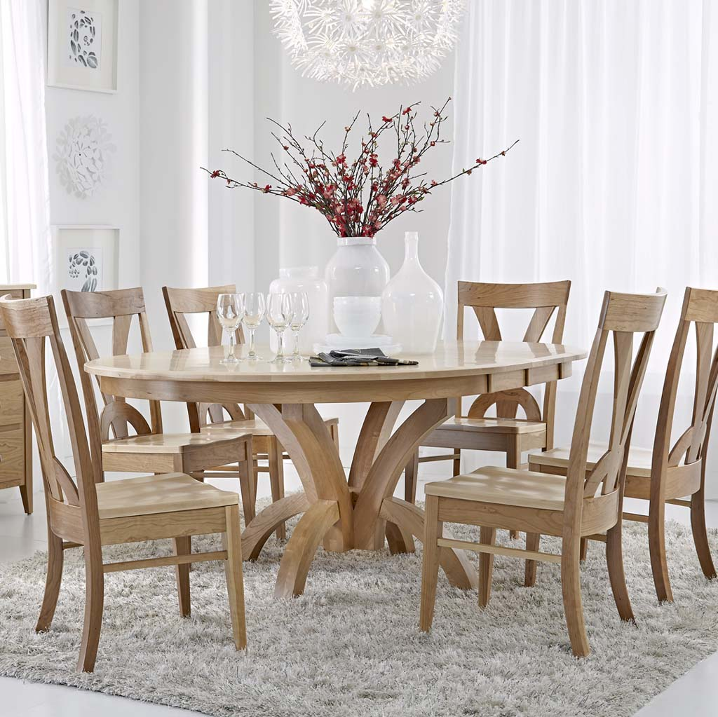 Picture of a Simply Amish Table