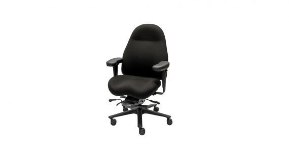 Lifeform Ultimate Executive Mid-Back Ergonomic Office Chair