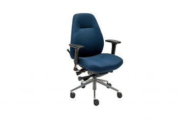 Lifeform Palisades Mid-Back Ergonomic Office Chair